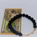Black Onyx Bracelet by Beracah