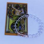 Clear Quartz Bracelet by Beracah