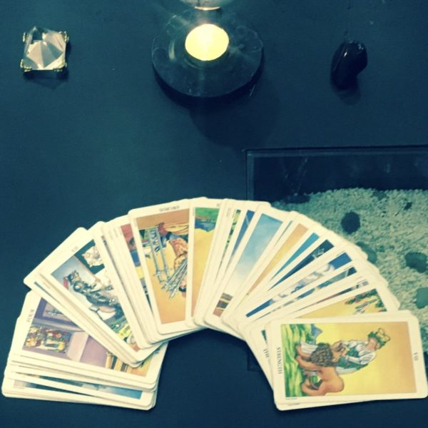 Weekly Predictions by Lady of Tarot