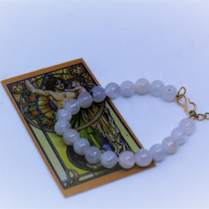 Moonstone Bracelet by Beracah