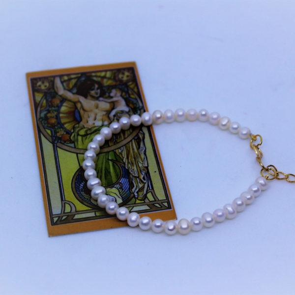 Pearl Bracelet by Beracah