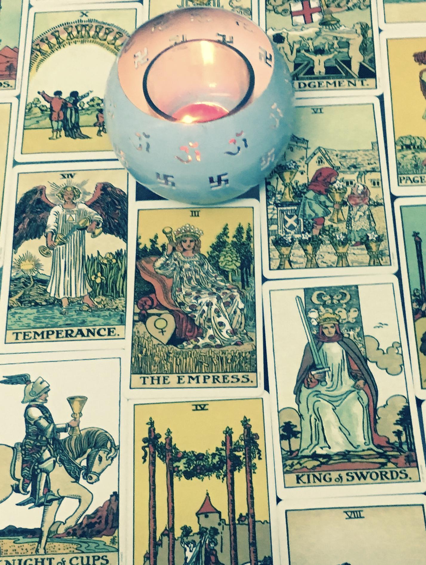 Weekly Tarot Reading I Healingtarotnet: Weekly Tarot Predictions