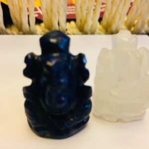Crystal Ganesha from Beracah by Lady of Tarot