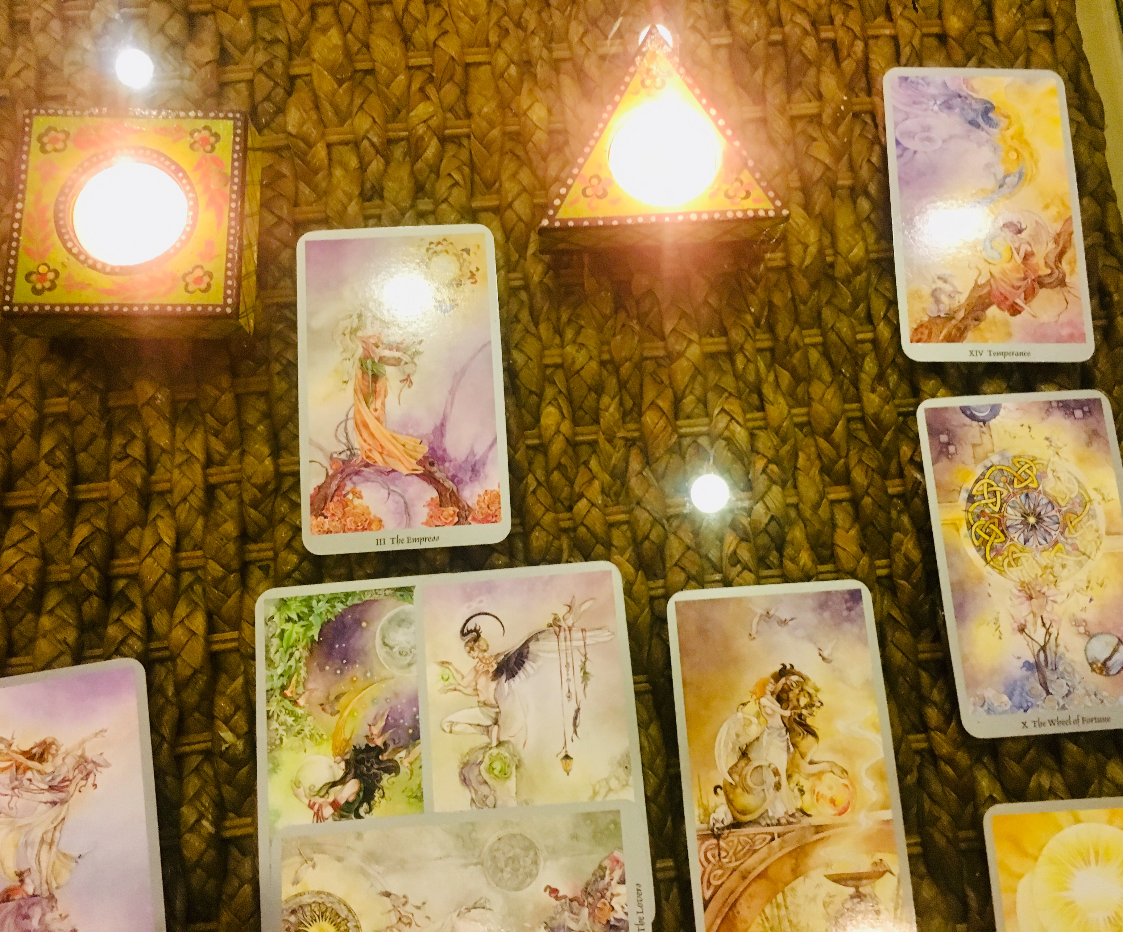 Weekly Tarot Predictions for December 22 to December 29 , 2018