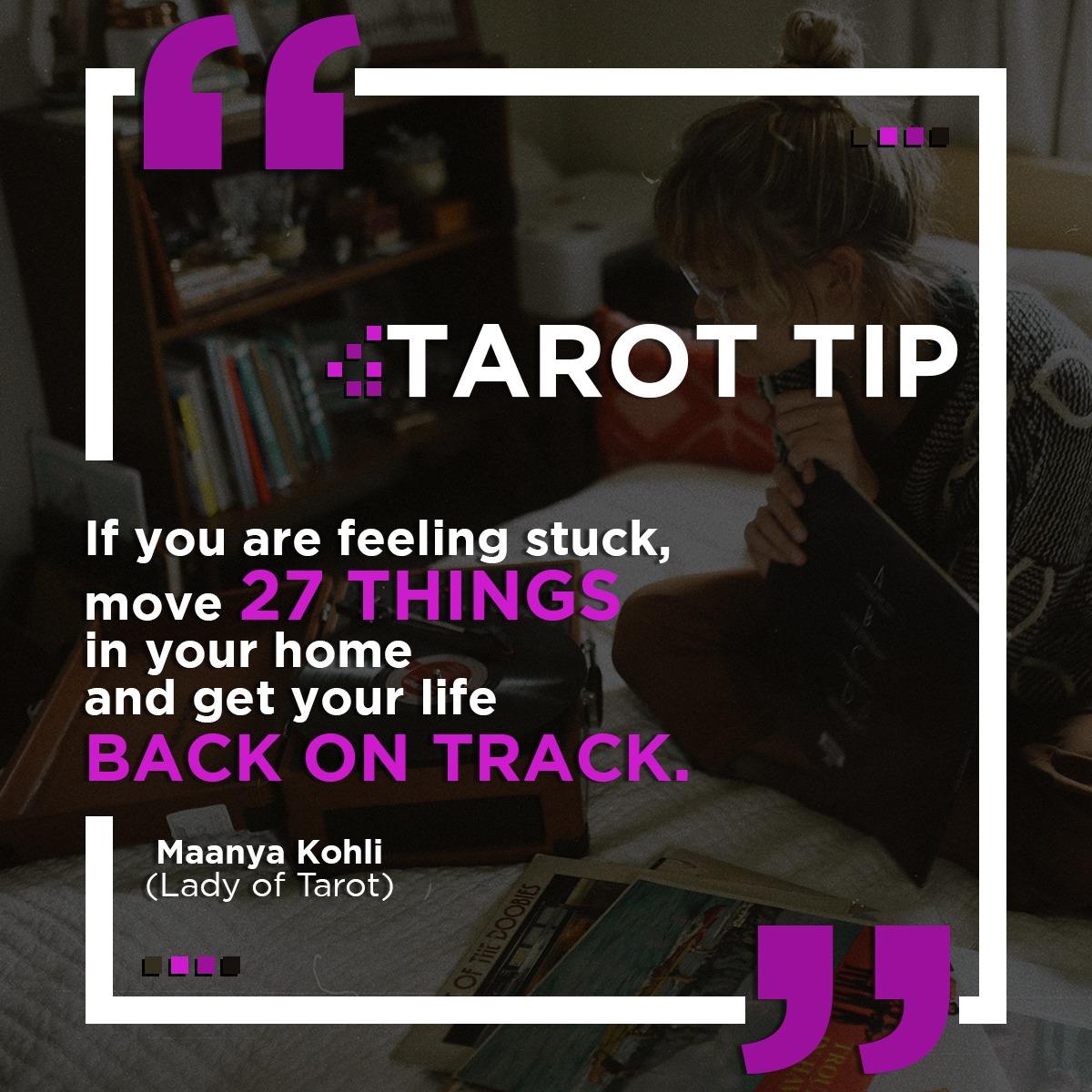 Tarot Tip By Lady Of Tarot