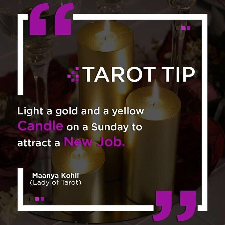 Tarot Tip to Attract a New Job.